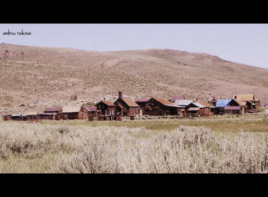 Bodie State Historical Site
