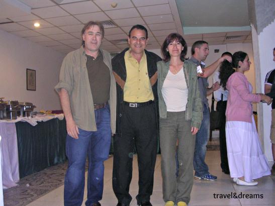 Amb el nostre guia egipci / With our egyptian guide