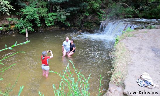 Keroseene Creek