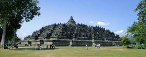 Borobudur. Central Java