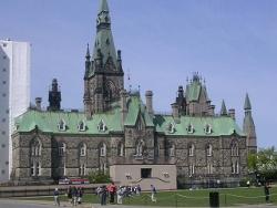 Parlament Canada Ottawa