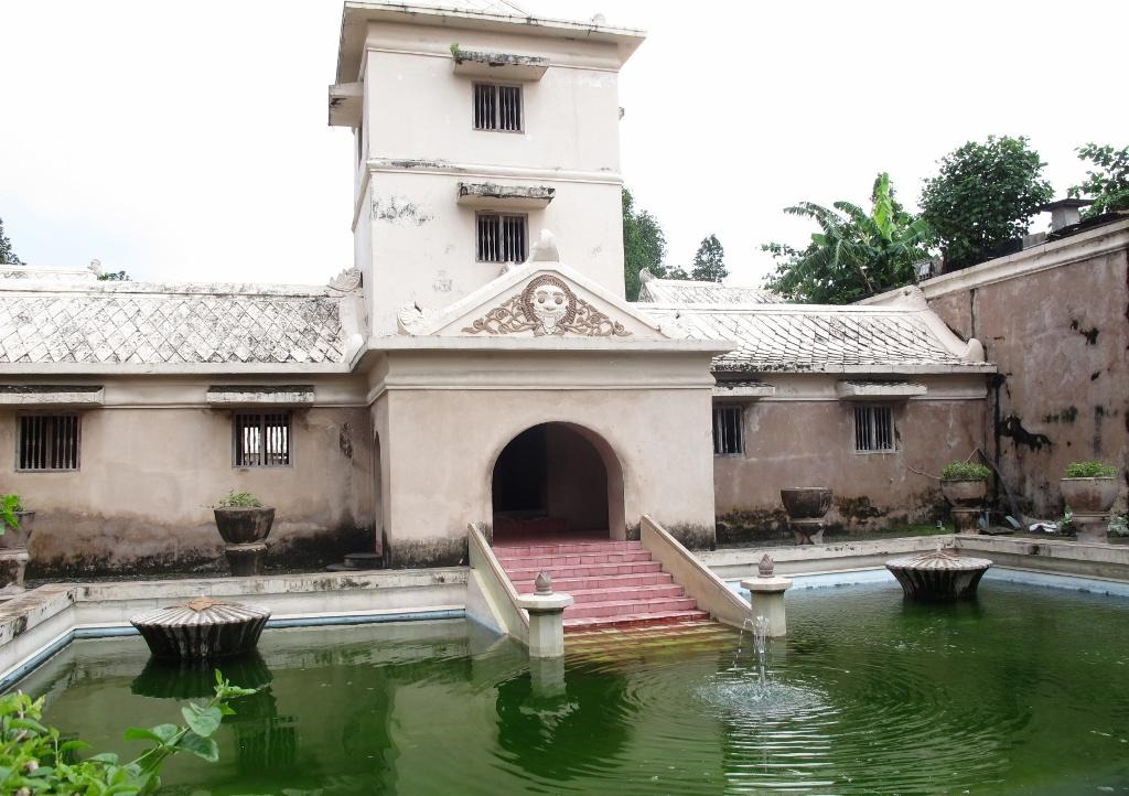 Water Castle. Yogyakarta