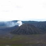 Bromo Volcano. Central Java