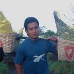 Kawah Ijen Miner. East Java