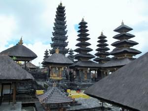 Pura Besakith. Bali