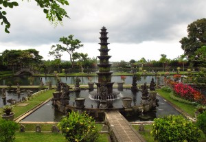 Tirta Gangga. Bali
